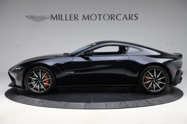 New 2020 Aston Martin Vantage Coupe for sale $195,681 at Bentley Greenwich in Greenwich CT 06830 2
