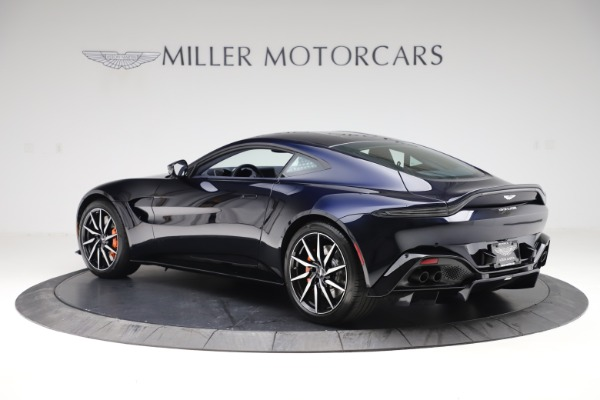 New 2020 Aston Martin Vantage Coupe for sale $195,681 at Bentley Greenwich in Greenwich CT 06830 3