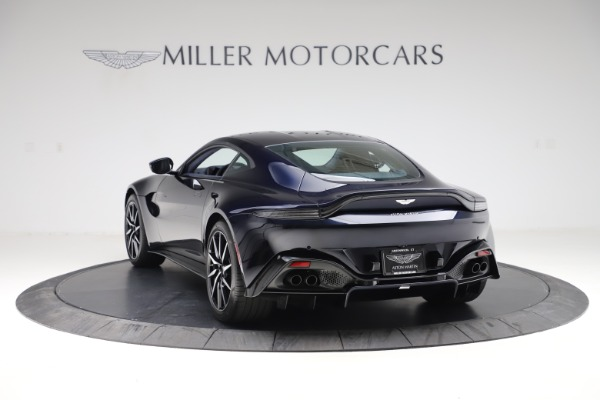 New 2020 Aston Martin Vantage Coupe for sale $195,681 at Bentley Greenwich in Greenwich CT 06830 4