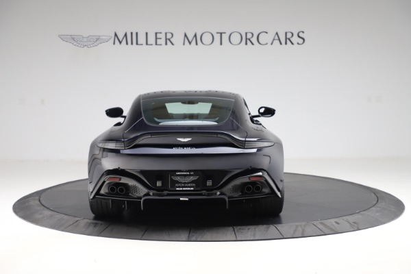 New 2020 Aston Martin Vantage Coupe for sale $195,681 at Bentley Greenwich in Greenwich CT 06830 5