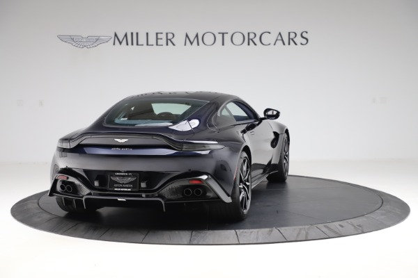 New 2020 Aston Martin Vantage Coupe for sale $195,681 at Bentley Greenwich in Greenwich CT 06830 6