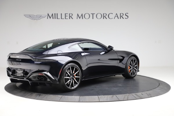 New 2020 Aston Martin Vantage Coupe for sale $195,681 at Bentley Greenwich in Greenwich CT 06830 7
