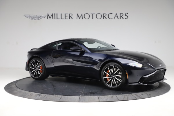 New 2020 Aston Martin Vantage Coupe for sale $195,681 at Bentley Greenwich in Greenwich CT 06830 9