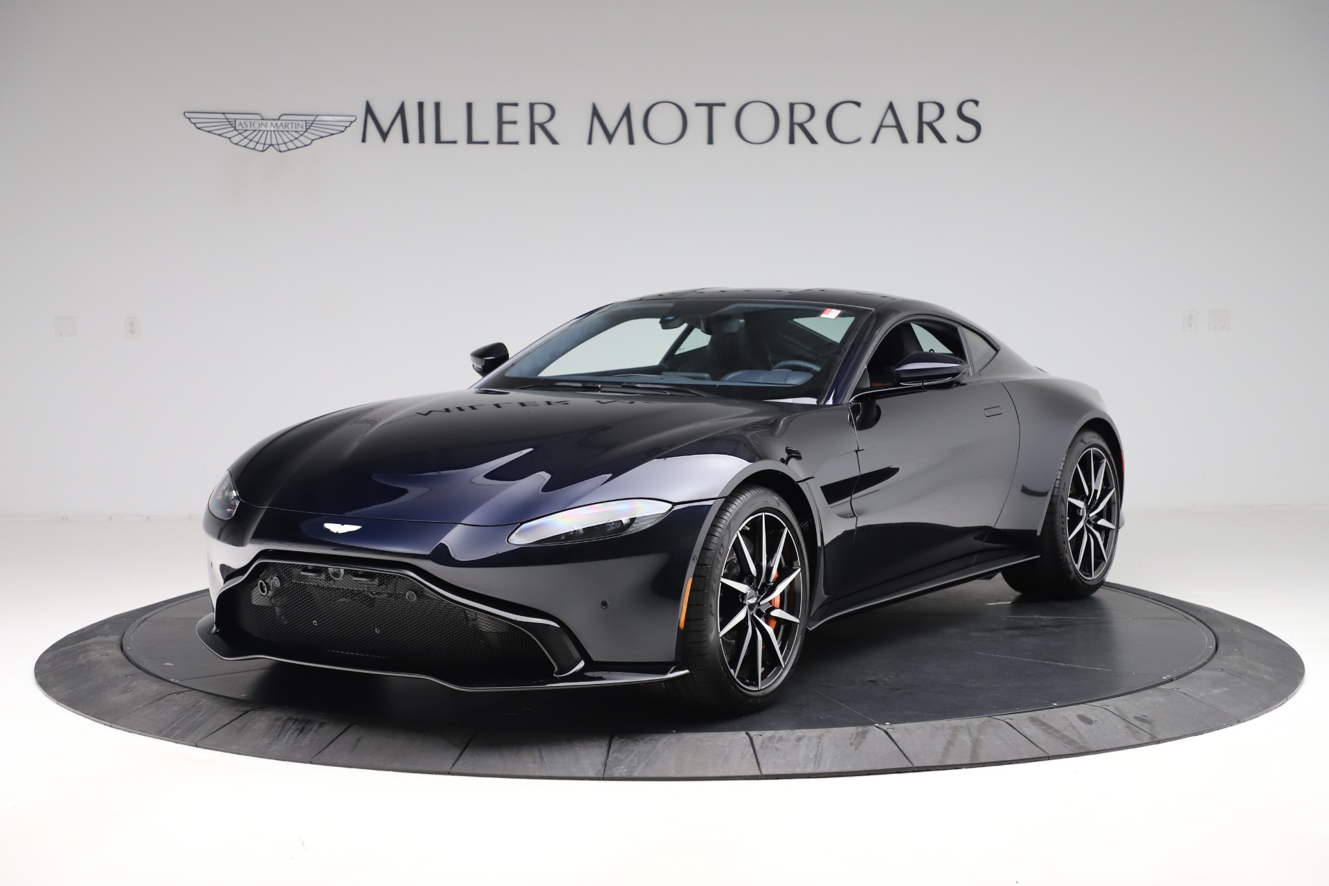 New 2020 Aston Martin Vantage Coupe for sale $195,681 at Bentley Greenwich in Greenwich CT 06830 1
