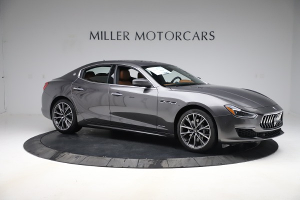 New 2019 Maserati Ghibli S Q4 GranLusso for sale $98,095 at Bentley Greenwich in Greenwich CT 06830 10