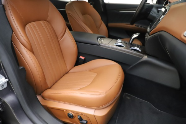 New 2019 Maserati Ghibli S Q4 GranLusso for sale $98,095 at Bentley Greenwich in Greenwich CT 06830 24