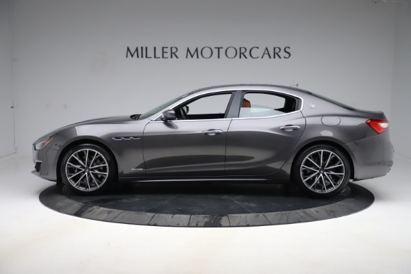 New 2019 Maserati Ghibli S Q4 GranLusso for sale $98,095 at Bentley Greenwich in Greenwich CT 06830 3
