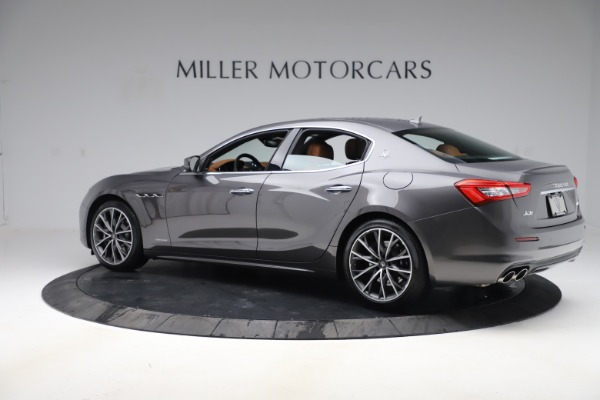 New 2019 Maserati Ghibli S Q4 GranLusso for sale $98,095 at Bentley Greenwich in Greenwich CT 06830 4