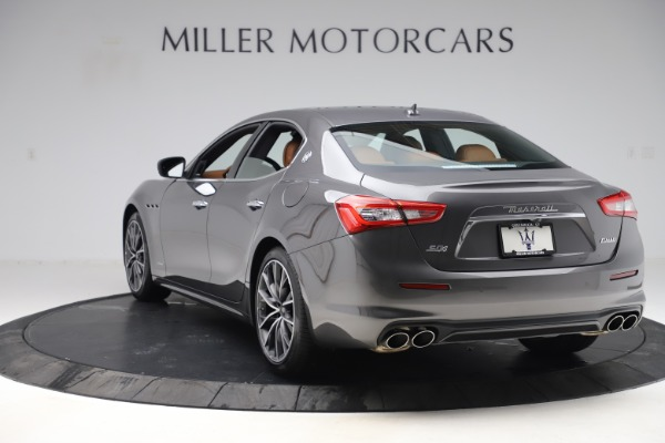 New 2019 Maserati Ghibli S Q4 GranLusso for sale $98,095 at Bentley Greenwich in Greenwich CT 06830 5