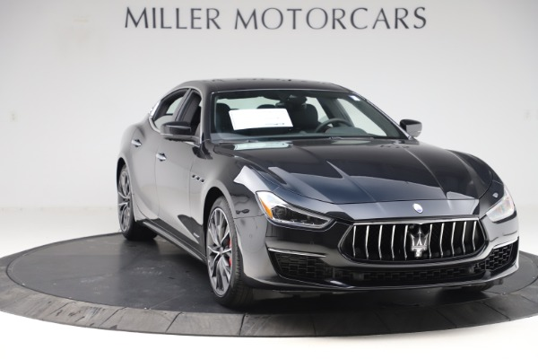 New 2019 Maserati Ghibli S Q4 GranLusso for sale $98,395 at Bentley Greenwich in Greenwich CT 06830 11