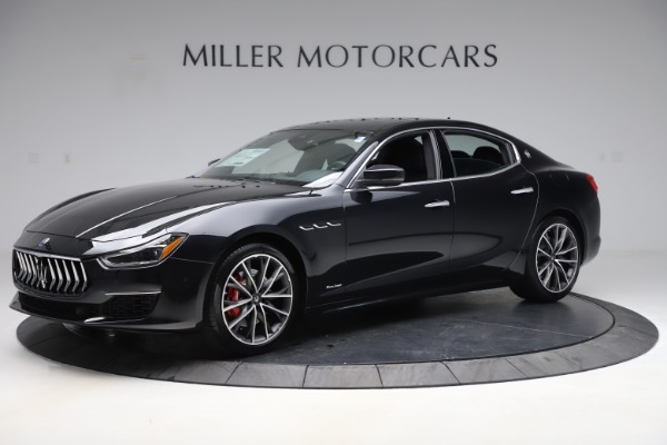 New 2019 Maserati Ghibli S Q4 GranLusso for sale $98,395 at Bentley Greenwich in Greenwich CT 06830 2