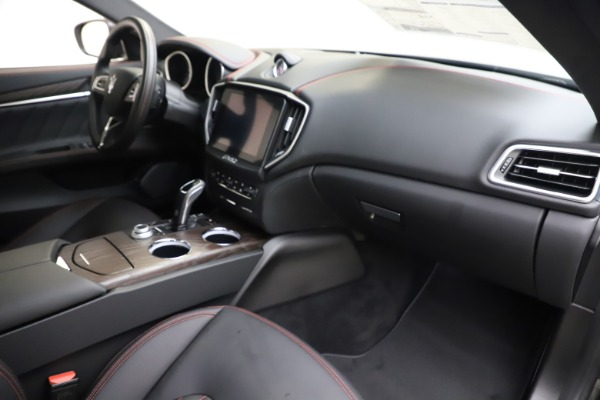 New 2019 Maserati Ghibli S Q4 GranLusso for sale $98,395 at Bentley Greenwich in Greenwich CT 06830 22