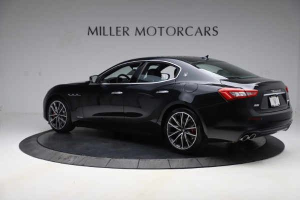 New 2019 Maserati Ghibli S Q4 GranLusso for sale $98,395 at Bentley Greenwich in Greenwich CT 06830 4