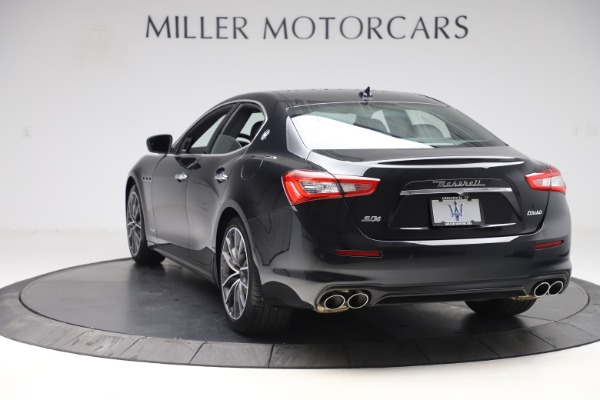 New 2019 Maserati Ghibli S Q4 GranLusso for sale $98,395 at Bentley Greenwich in Greenwich CT 06830 5