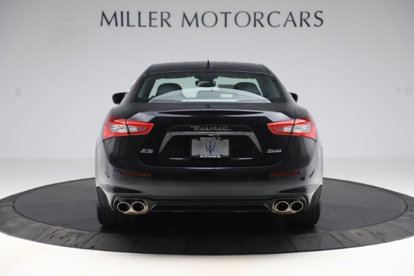 New 2019 Maserati Ghibli S Q4 GranLusso for sale $98,395 at Bentley Greenwich in Greenwich CT 06830 6