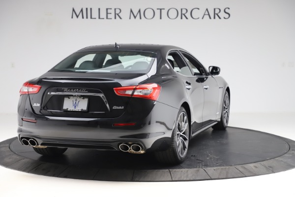 New 2019 Maserati Ghibli S Q4 GranLusso for sale $98,395 at Bentley Greenwich in Greenwich CT 06830 7