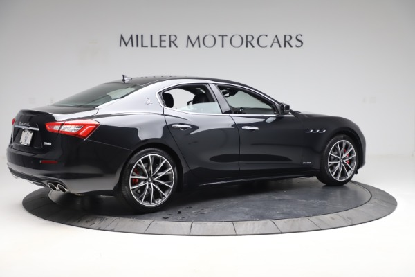 New 2019 Maserati Ghibli S Q4 GranLusso for sale $98,395 at Bentley Greenwich in Greenwich CT 06830 8