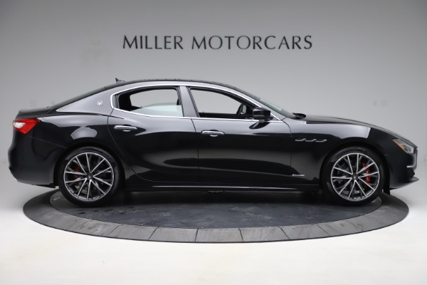 New 2019 Maserati Ghibli S Q4 GranLusso for sale $98,395 at Bentley Greenwich in Greenwich CT 06830 9