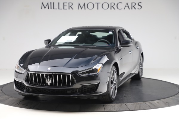 New 2019 Maserati Ghibli S Q4 GranLusso for sale $98,395 at Bentley Greenwich in Greenwich CT 06830 1