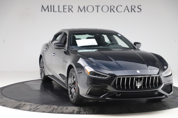 New 2019 Maserati Ghibli S Q4 GranSport for sale $99,905 at Bentley Greenwich in Greenwich CT 06830 11