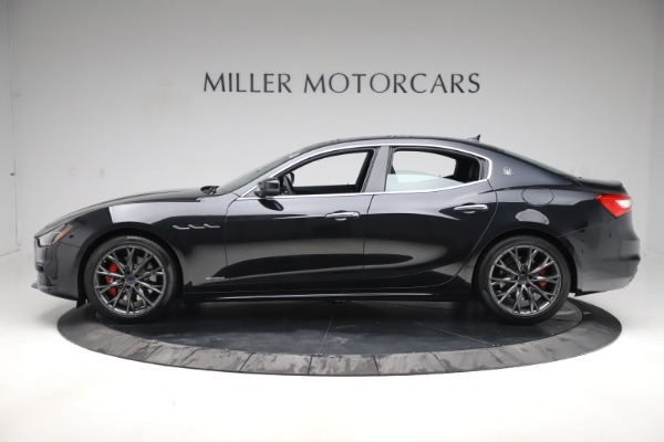 New 2019 Maserati Ghibli S Q4 GranSport for sale $99,905 at Bentley Greenwich in Greenwich CT 06830 3