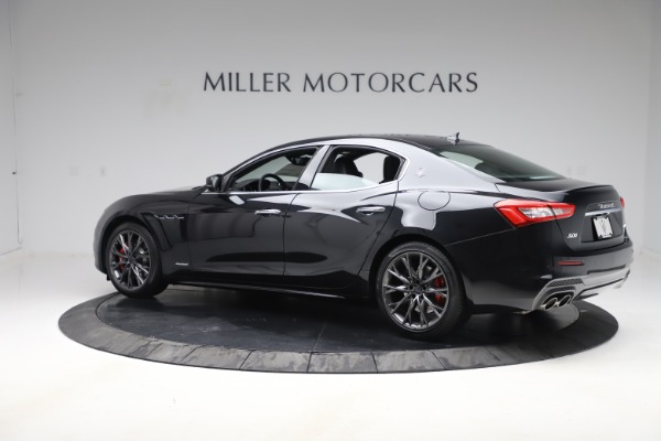 New 2019 Maserati Ghibli S Q4 GranSport for sale $99,905 at Bentley Greenwich in Greenwich CT 06830 4