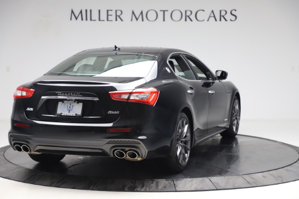 New 2019 Maserati Ghibli S Q4 GranSport for sale $99,905 at Bentley Greenwich in Greenwich CT 06830 7