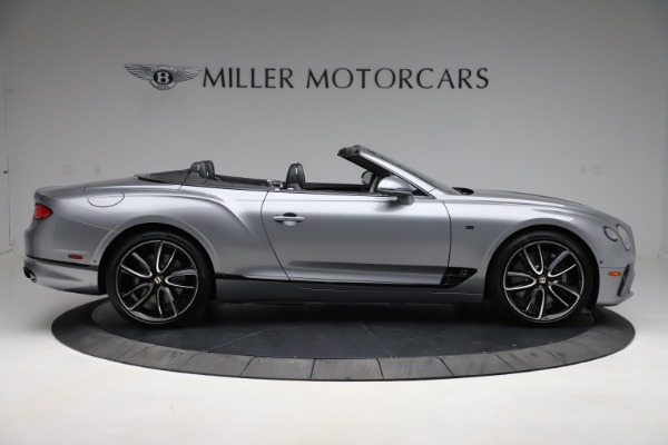 New 2020 Bentley Continental GTC W12 First Edition for sale $309,350 at Bentley Greenwich in Greenwich CT 06830 10