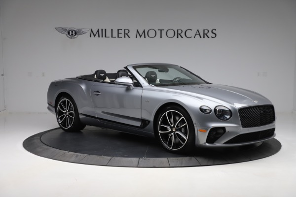 New 2020 Bentley Continental GTC W12 First Edition for sale $309,350 at Bentley Greenwich in Greenwich CT 06830 12