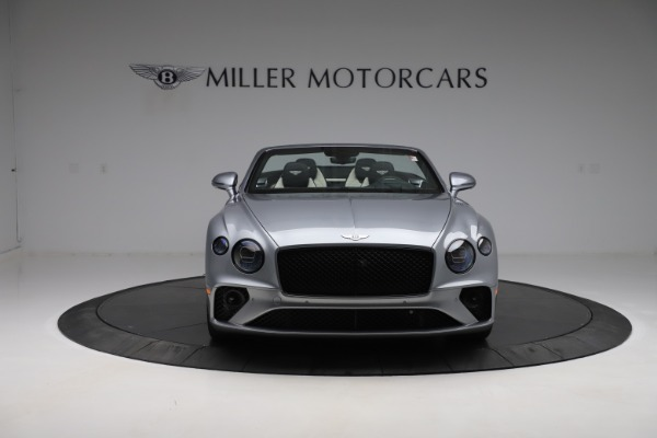 New 2020 Bentley Continental GTC W12 First Edition for sale $309,350 at Bentley Greenwich in Greenwich CT 06830 13