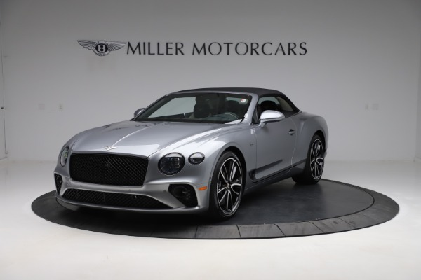 New 2020 Bentley Continental GTC W12 First Edition for sale $309,350 at Bentley Greenwich in Greenwich CT 06830 14