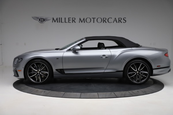 New 2020 Bentley Continental GTC W12 First Edition for sale $309,350 at Bentley Greenwich in Greenwich CT 06830 15
