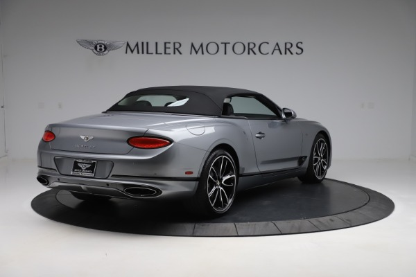 New 2020 Bentley Continental GTC W12 First Edition for sale $309,350 at Bentley Greenwich in Greenwich CT 06830 19
