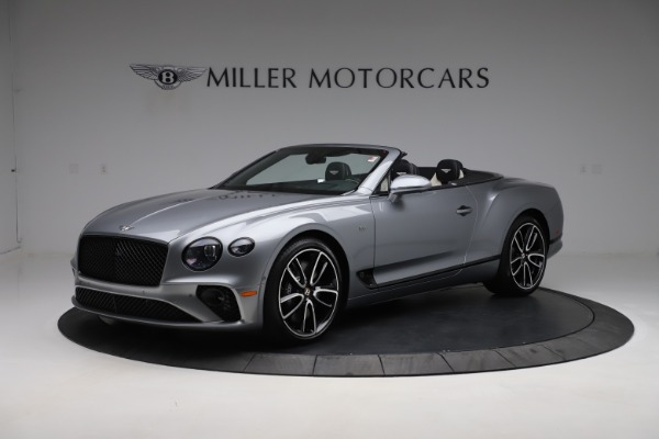New 2020 Bentley Continental GTC W12 First Edition for sale $309,350 at Bentley Greenwich in Greenwich CT 06830 2