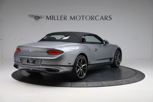 New 2020 Bentley Continental GTC W12 First Edition for sale $309,350 at Bentley Greenwich in Greenwich CT 06830 20