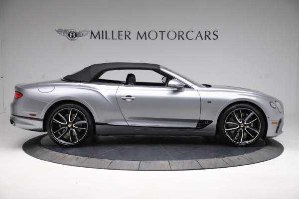 New 2020 Bentley Continental GTC W12 First Edition for sale $309,350 at Bentley Greenwich in Greenwich CT 06830 21
