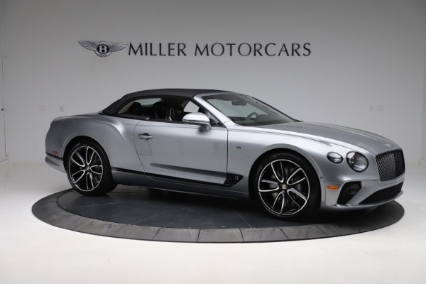 New 2020 Bentley Continental GTC W12 First Edition for sale $309,350 at Bentley Greenwich in Greenwich CT 06830 22