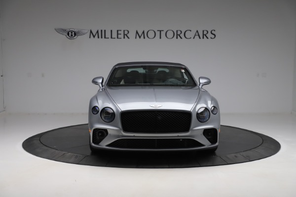 New 2020 Bentley Continental GTC W12 First Edition for sale $309,350 at Bentley Greenwich in Greenwich CT 06830 23