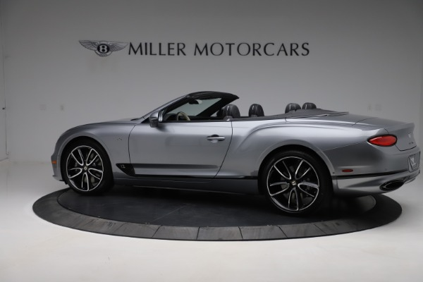 New 2020 Bentley Continental GTC W12 First Edition for sale $309,350 at Bentley Greenwich in Greenwich CT 06830 4