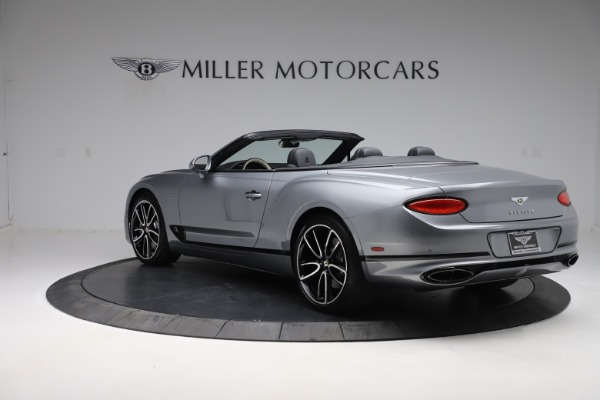 New 2020 Bentley Continental GTC W12 First Edition for sale $309,350 at Bentley Greenwich in Greenwich CT 06830 5