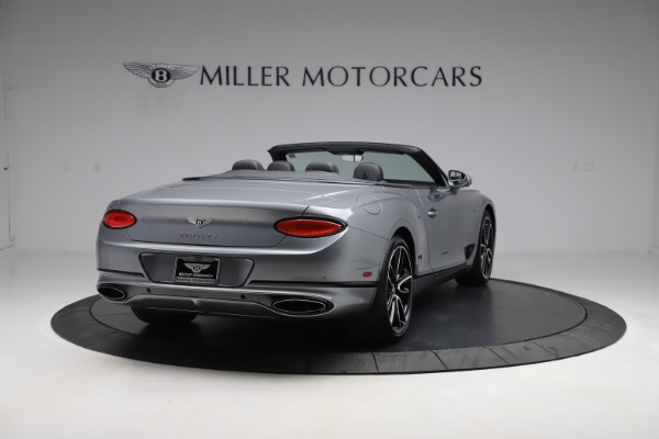 New 2020 Bentley Continental GTC W12 First Edition for sale $309,350 at Bentley Greenwich in Greenwich CT 06830 8