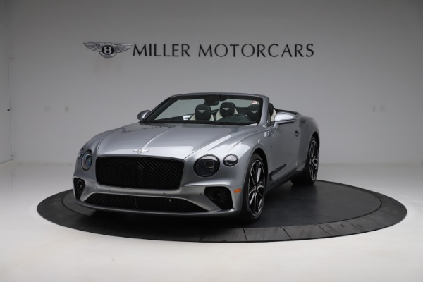 New 2020 Bentley Continental GTC W12 First Edition for sale $309,350 at Bentley Greenwich in Greenwich CT 06830 1