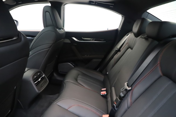 New 2019 Maserati Ghibli S Q4 GranSport for sale Sold at Bentley Greenwich in Greenwich CT 06830 19