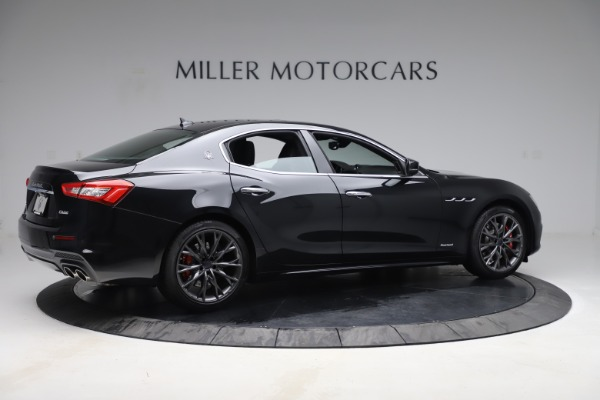 New 2019 Maserati Ghibli S Q4 GranSport for sale Sold at Bentley Greenwich in Greenwich CT 06830 8
