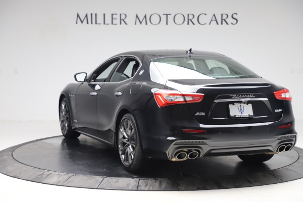 New 2019 Maserati Ghibli S Q4 GranSport for sale $99,905 at Bentley Greenwich in Greenwich CT 06830 5