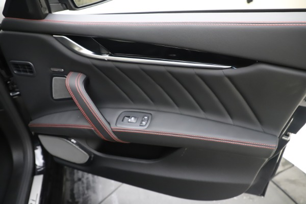 New 2019 Maserati Ghibli S Q4 GranSport for sale $99,905 at Bentley Greenwich in Greenwich CT 06830 25