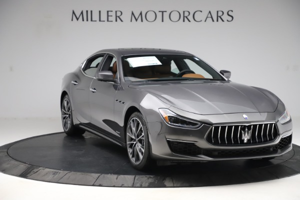 New 2019 Maserati Ghibli S Q4 GranLusso for sale $98,095 at Bentley Greenwich in Greenwich CT 06830 11