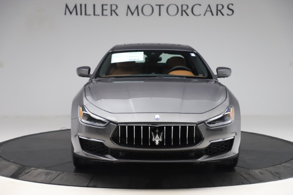 New 2019 Maserati Ghibli S Q4 GranLusso for sale $98,095 at Bentley Greenwich in Greenwich CT 06830 12