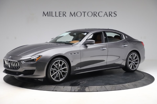 New 2019 Maserati Ghibli S Q4 GranLusso for sale $98,095 at Bentley Greenwich in Greenwich CT 06830 2
