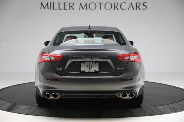 New 2019 Maserati Ghibli S Q4 GranLusso for sale $98,095 at Bentley Greenwich in Greenwich CT 06830 6